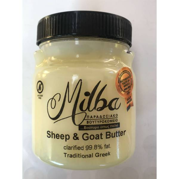 Traditional Sheep And Goat Butter 500gr