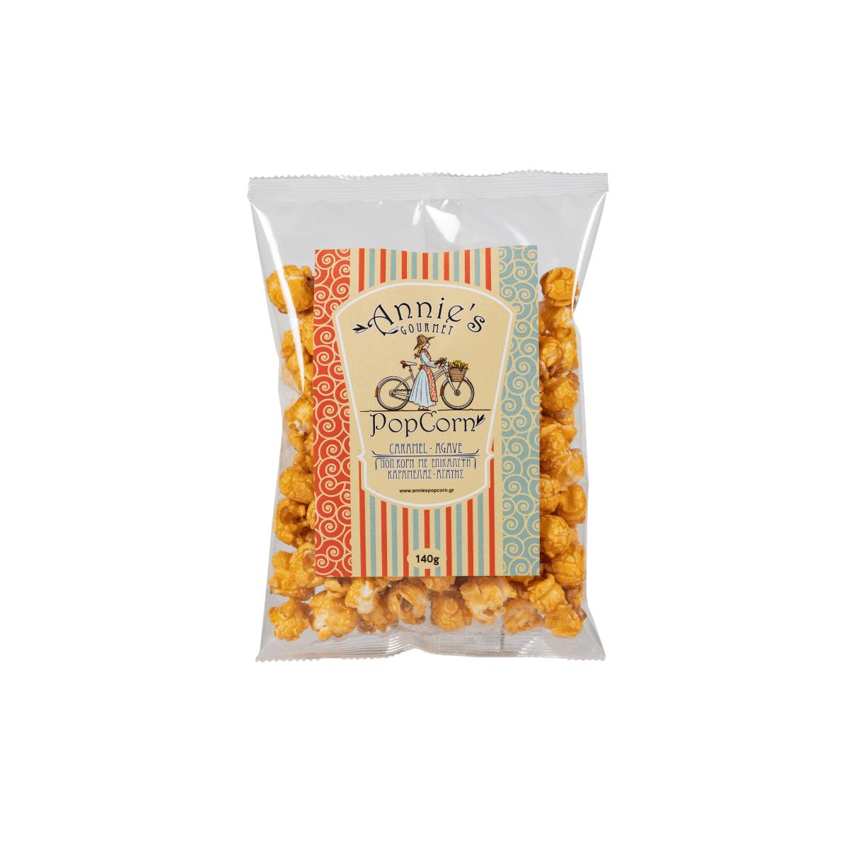 Agave Popcorn (sugar Free) 140gr