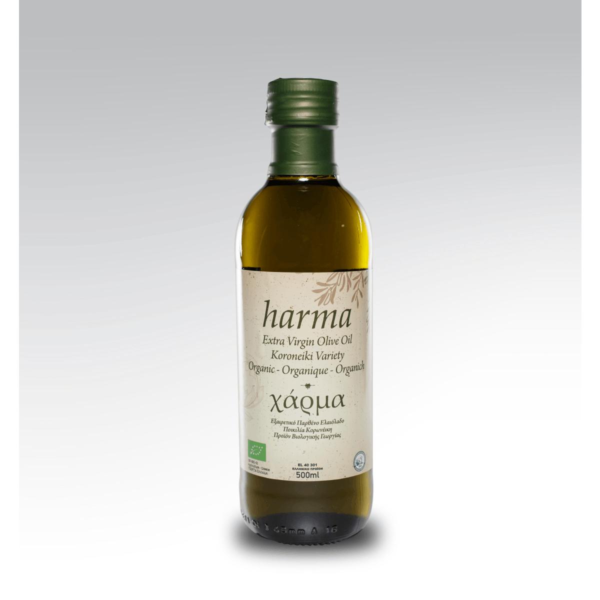 HARMA BIO 500ml – Organic Extra Virgin Olive Oil