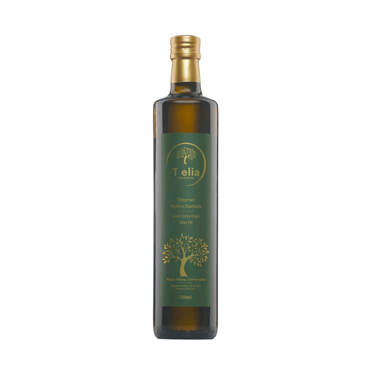 Telia Olive Oil – Premium EVOO 750ml