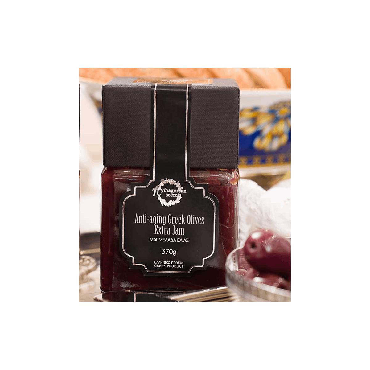 Olive Jam 370g