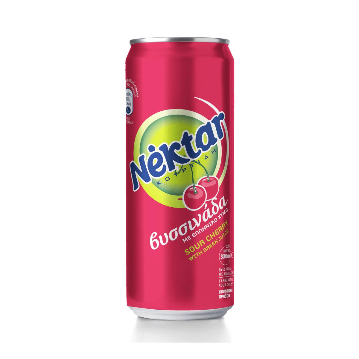 Soft Drink Nektar Sour Cherry 330ml