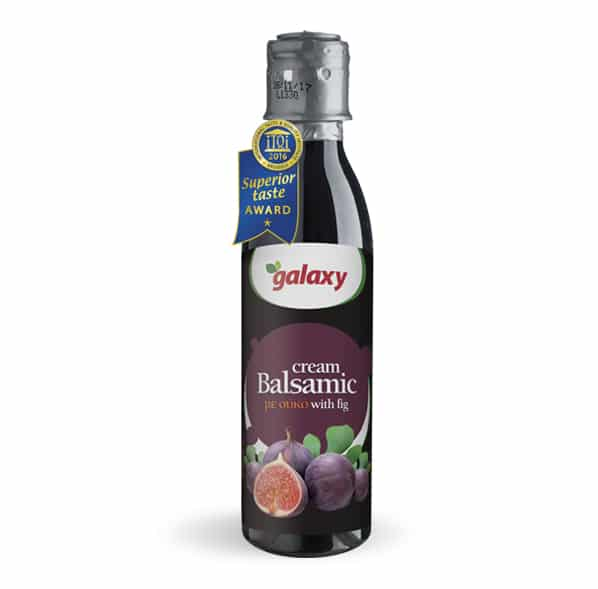 Balsamic Cream With Fig